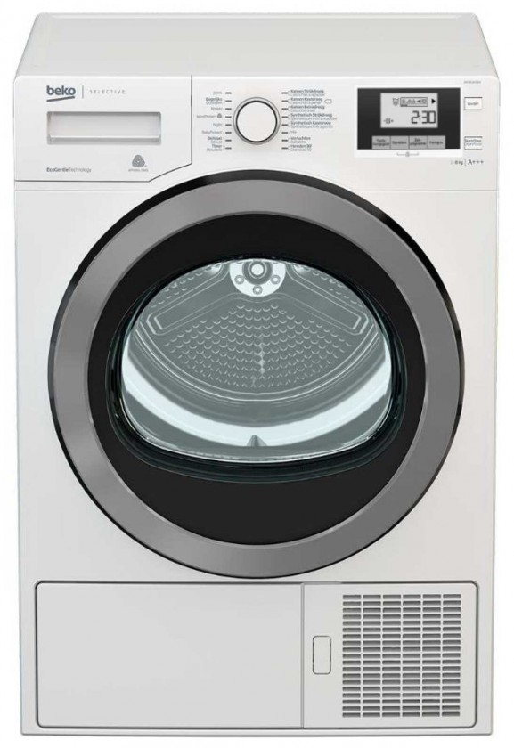 Sušička prádla Beko DH 8534 CSRX