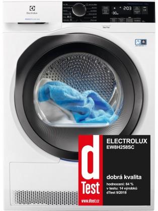 Sušička prádla Electrolux EW8H258SC, A++, 8 kg