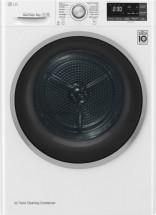 Sušička prádla LG RC81EU2AV3W, A+++, 8 kg, Hybridní sušení + rok praní zdarma