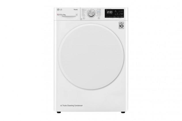 Sušička prádla LG RC81V5AV0Q, A++, 8 kg