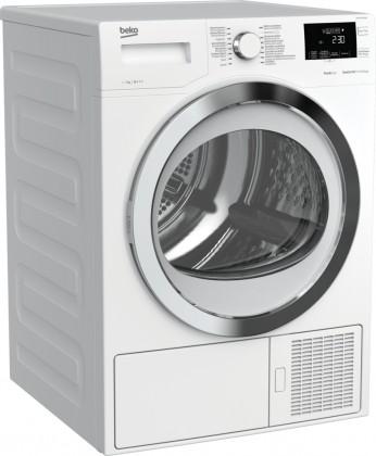 Sušička prádla se sušákem na boty Beko XDS7534CSDRX, 7 kg, A+++