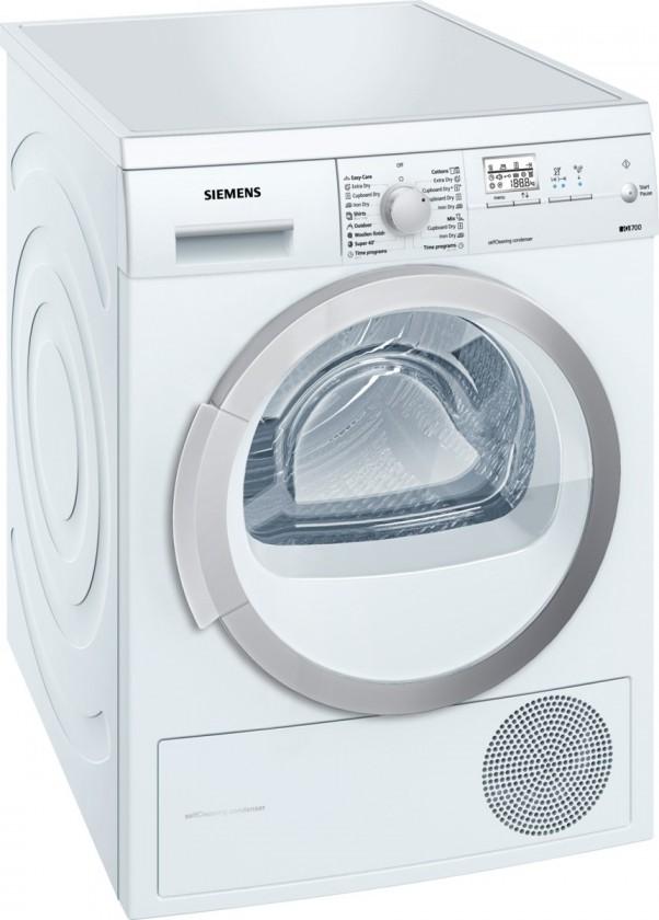 Sušička prádla Siemens WT 46W 564 BY
