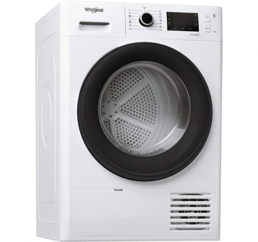 Sušička prádla Sušička kondenzační Whirlpool FT M22 9X2B EU,A++,9kg