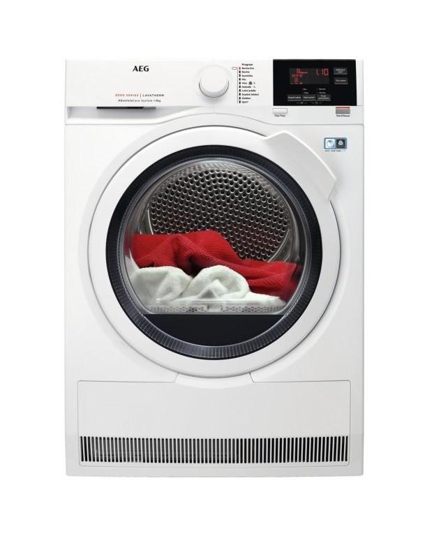 Sušička prádla Sušička prádla AEG AbsoluteCare T8DBG68WC, A+++