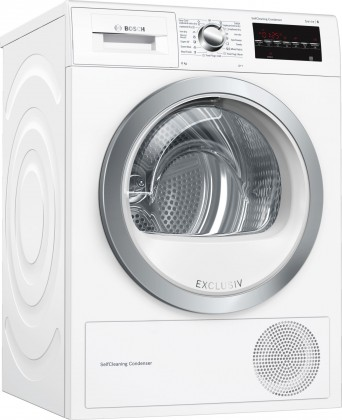 Sušička prádla Sušička prádla Bosch WTW85490BY, A++, 8 kg