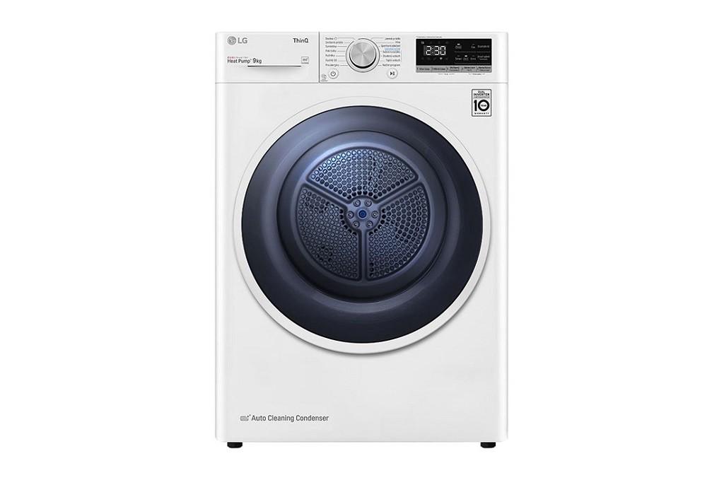 Sušička prádla Sušička prádla LG RC91V5AV6Q, A++, 9kg