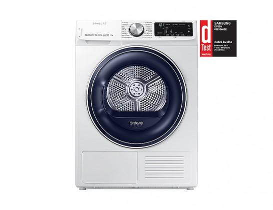 Sušička prádla Sušička prádla Samsung DV90N62632WZE, A+++, 9 kg, QDrive