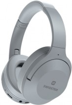 Swissten sluchátka Hurricane, šedá