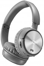 Swissten sluchátka Trix, stříbrno-šedé