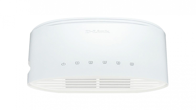 Switch D-Link DGS-1005D-E
