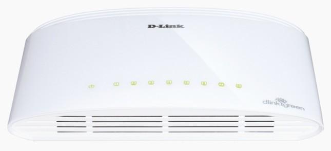 Switch D-Link DGS-1008D-E