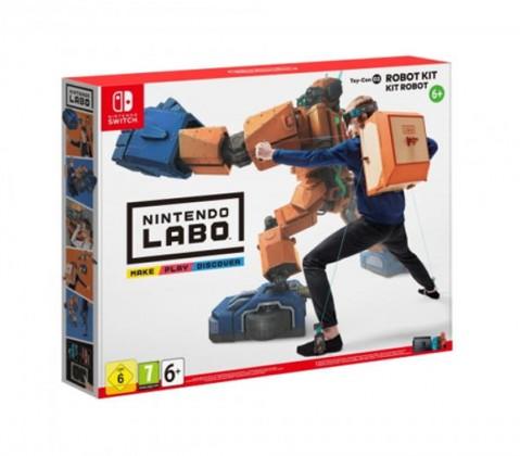 Switch - Labo Robot Kit NSS490
