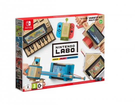 Switch - Labo Variety Kit NSS500