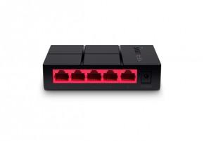 Switch Mercusys MS105G, GLAN, 5-port
