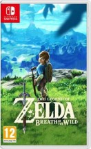Switch - The Legend of Zelda: Breath of the Wild NSS695