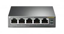 Switch TP-Link TL-SG1005P, GLAN, PoE, 5-port