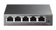 Switch TP-Link TL-SG105E 5-Port Gigabit Easy Smart