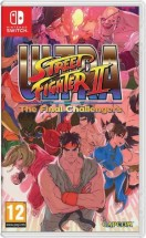 Switch - Ultra Street Fighter 2 The Final Challenger NSS725