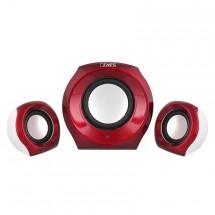 T'nB 2.1 Speaker Set JUKE, červený