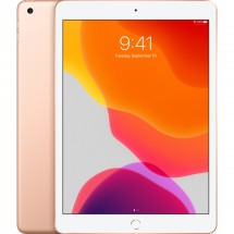 Tablet iPad 7 10,2'' Wi-Fi 32GB - Gold + ZDARMA sluchátka Connect IT