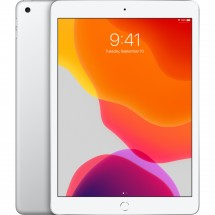 Tablet iPad 7 10,2'' Wi-Fi 32GB - Silver + ZDARMA sluchátka Connect IT