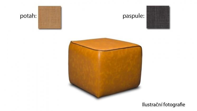 Taburet Case - (k:chili-anthracite C221,sk.2s/m:chili-corn C225,sk.2s)