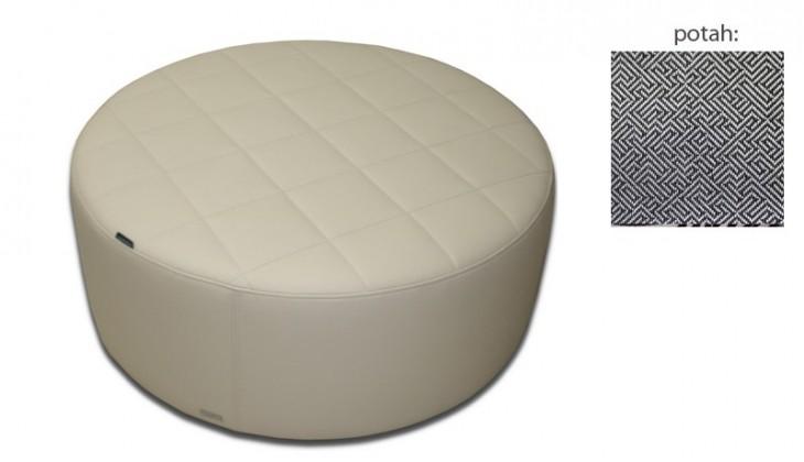 Taburet oválný (mosaic 03)