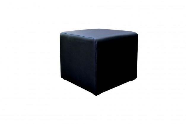Taburet Taburet Square čtverec (eko kůže)