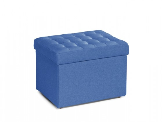 Taburety Taburet Surprise obdélník modrá ÚP