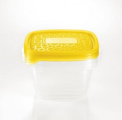 TAKE AWAY 2, 3x1,1l (plast,oranžová)