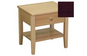 Talia - Noční stolek (ořech tmavý)