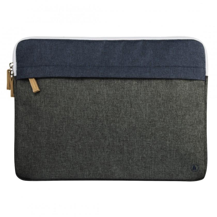 """Tašky na notebooky Obal na notebook Hama Florenz, 25,7 cm (10.1""""), šedomodrá"""