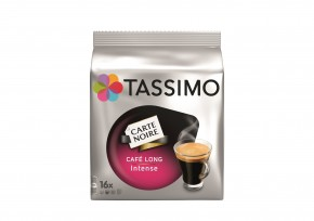 Tassimo Carte Noire Café Long  Intense 128g