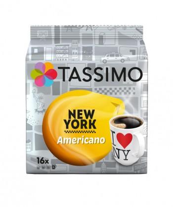 TASSIMO NEW YORK AMERICANO 128G