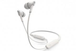 TCL MTRO100BTWT BT sluchátka do uší, mikrofon, BT 5.0, bílá