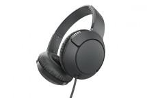 TCL MTRO200BK sluchátka náhlavní, drátová, mikrofon, černá
