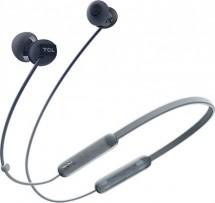 TCL SOCL300BTBK BT sluchátka do uší, mikrofon, BT 5.0, černá