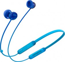 TCL SOCL300BTBL BT sluchátka do uší, mikrofon, BT 5.0, modrá