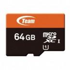 TEAM 64GB Micro SDXC Xtreem/ UHS-1/ + SD adaptér