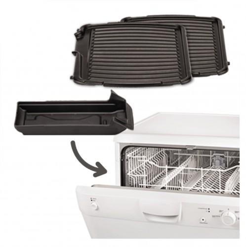 Tefal gc 600010 xl health grill classic - Tefal gc305012 health classic grill xl ...