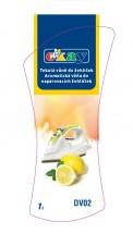 Tekutá vůně do žehliček K&M DV02, citrón