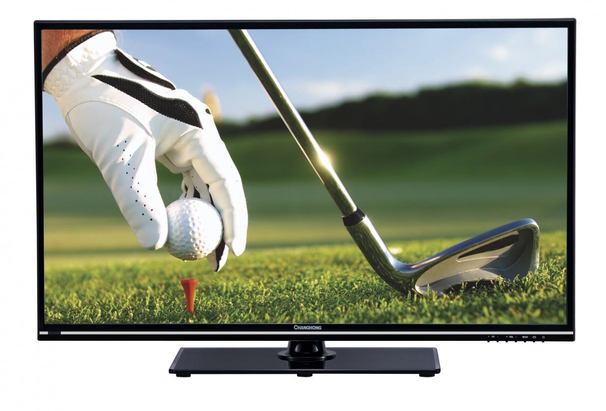 "Televize 39"" Changhong LED39B2510IS"