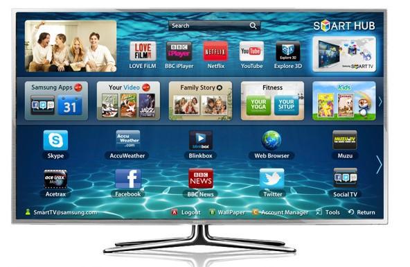 """Televize 40"""" Samsung UE40ES6900"""