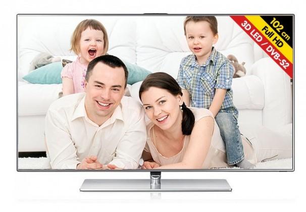 "Televize 40"" Samsung UE40F7000"