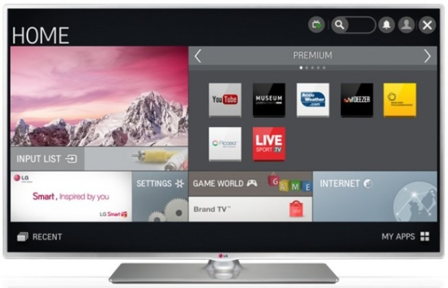 "Televize 42"" LG 42LB580V"