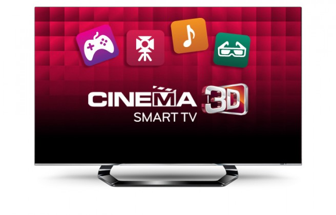Televize LG 42LM660S