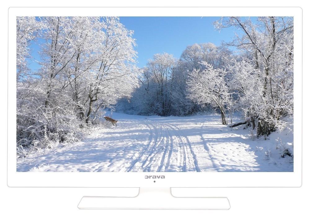 Televize Orava LT-630 biela