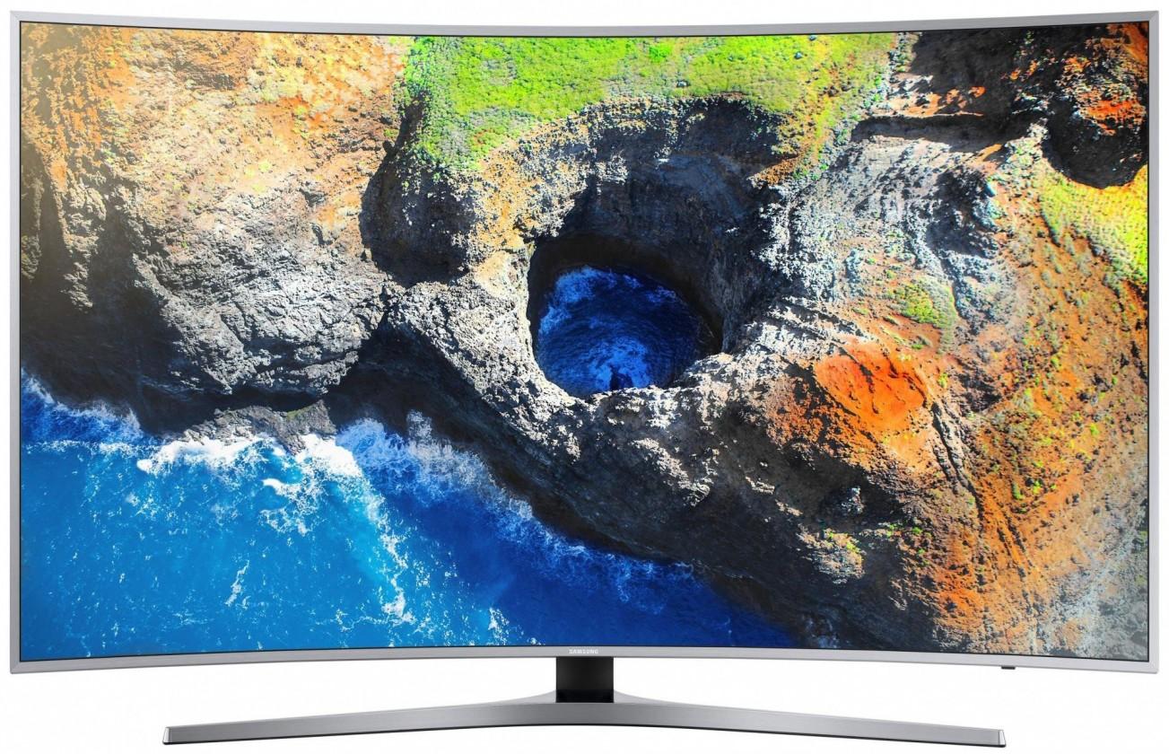 Televize Samsung UE55MU6502 OBAL POŠKOZEN