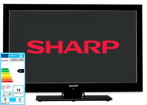 Televize Sharp LC-40LE340EV
