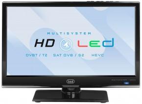 "Televize Trevi LTV 1601SAT/BK (2019) 16"" (40cm)"